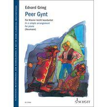 Schott Grieg Peer Gynt