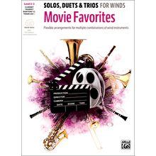 Alfred Music Publishing Movie Favorites Clarinet