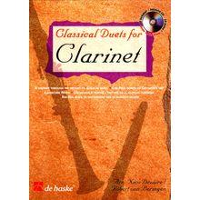 De Haske Classical Duets For Clarinet