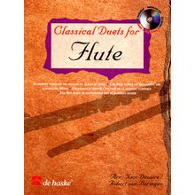 De Haske Classical Duets For Flute