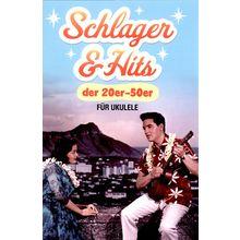 Bosworth Schlager & Hits 20er Ukulele