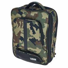UDG Backpack Slim Black Camo