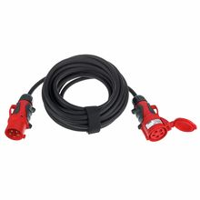 Stairville CEE Cable 32A 4,0mm² 15m Grip