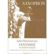 Edition Hug Demersseman Fantaisie A-Sax