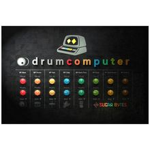 Sugar Bytes DrumComputer