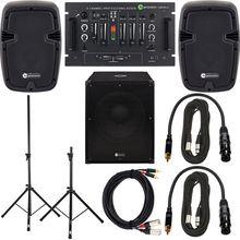 Fun Generation USB Mix 4 DJ Bundle