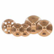 Meinl HCS Bronze Expanded Cymbal Set