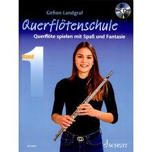 Schott Querflötenschule