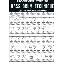 Alfred Music Publishing Bass Drum Technique