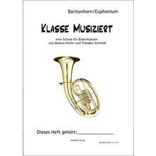 Goldbach Verlag Klasse musiziert Baritone