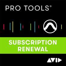 Avid Pro Tools 1Y Renewal