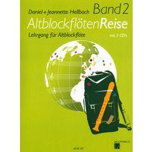 Acanthus Music AltblockflötenReise 2 + CDs