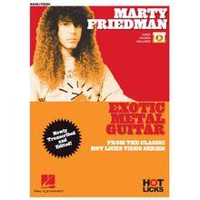 Hal Leonard Marty Friedman Exotic Metal