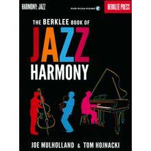 Berklee Press The Berklee Book Jazz Harmony