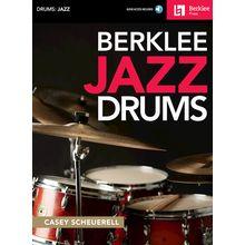 Berklee Press Berklee Jazz Drums