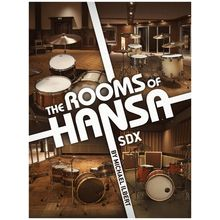Toontrack SDX The Rooms of Hansa