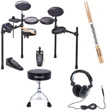 Simmons SD200 E-Drum Set Bundle