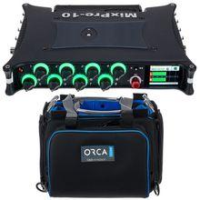 Sound Devices MixPre-10 II Orca Bag Bundle