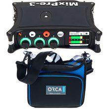 Sound Devices MixPre-3 II Orca Bag Bundle