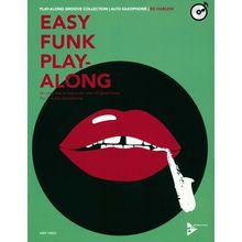 Advance Music Easy Funk Play-Along Alto Sax