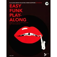 Advance Music Easy Funk Play-Along Tenor Sax