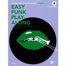 Advance Music Easy Funk Play-Along Trombone