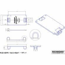 Rockboard Quick Mount Type A