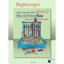 Acanthus Music BlockflötenBox 2 Begleitungen