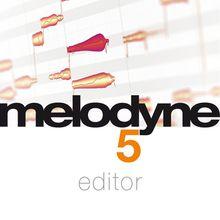 Celemony Melodyne 5 editor Update