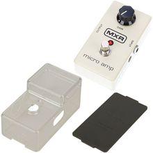 MXR Micro Amp M133 Bundle PS A1 RB