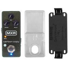 MXR Mini Delay Bundle PS L RB