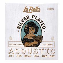 La Bella 700ML Silver Plated