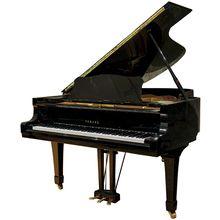 Yamaha C7 Grand Piano used, Black
