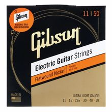 Gibson Flatwound Ultra Light