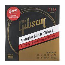 Gibson 12 String Coated Phosphor