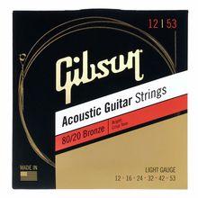 Gibson 80/20 Bronze Acoustic 12