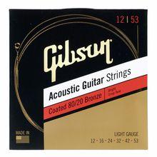 Gibson Coated 80/20 Bronze Light