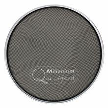 """Millenium QuiHead 06"""" Black Mesh Head"""