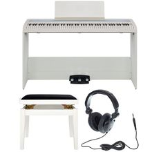 Korg B2 SP White Set