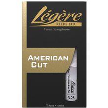 Legere American Cut Tenor Sax 3.25