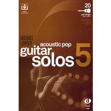 Edition Dux Acoustic Pop Guitar Solos 5