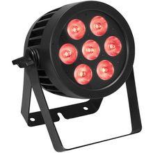 Eurolite LED IP PAR 7x8W QCL Spot