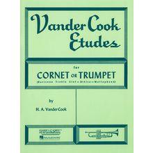 Rubank Publications Vandercook EtudesTrumpet