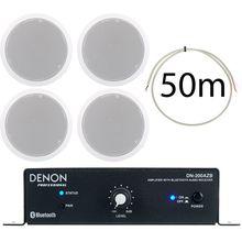 Denon DN-200AZB Shop Bundle