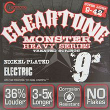 Cleartone Monster Heavy 9509