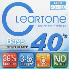 Cleartone Nickel Plated Bass 6440