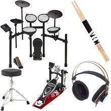 Roland TD-07KV V-Drum Set Bundle