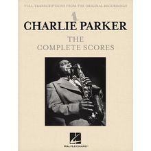 Hal Leonard Charlie Parker Complete Scores