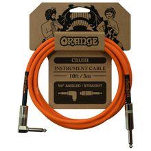 Orange Instrument Cable Orange 3 m