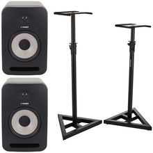 Tannoy Reveal 802 Stand Bundle